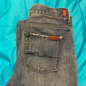 Boys 7for all Mankind Jeans